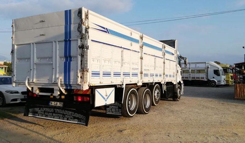 Ford Cargo 3235S dolu