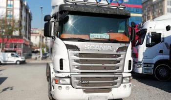 Scania G400 dolu